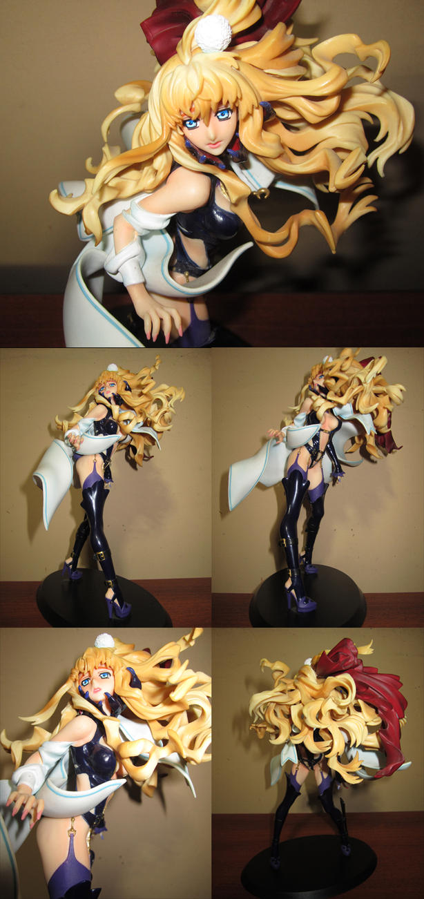MACROSS FRONTIER SPECIAL QUALITY SHERYL NOME by IDarkShadowI