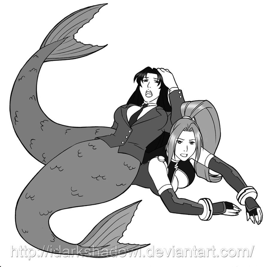 erotic transformation mermaid stories