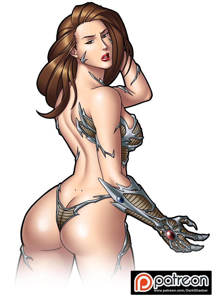 PATREON - Witchblade by IDarkShadowI
