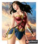 PATREON - Wonder Woman