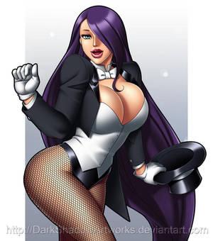 Violet Zatanna cosplay