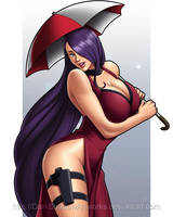 Violet Ada Wong cosplay by DarkShadowArtworks