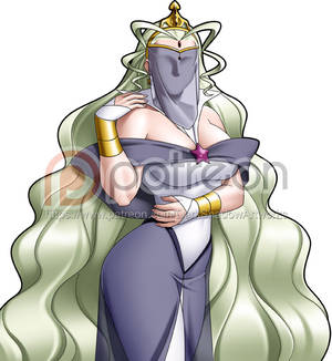 PATREON - Witch Queen