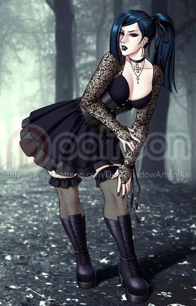 PATREON - Gothic Aileen