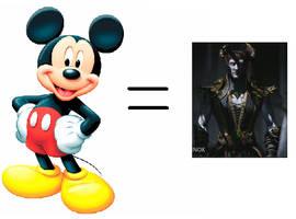 MKX Mickey