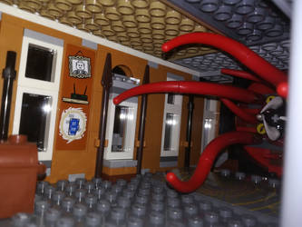 2eme etage La bete des profondeurs by Gingko19