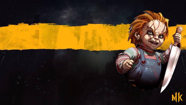 Chucky DLC by Gingko19