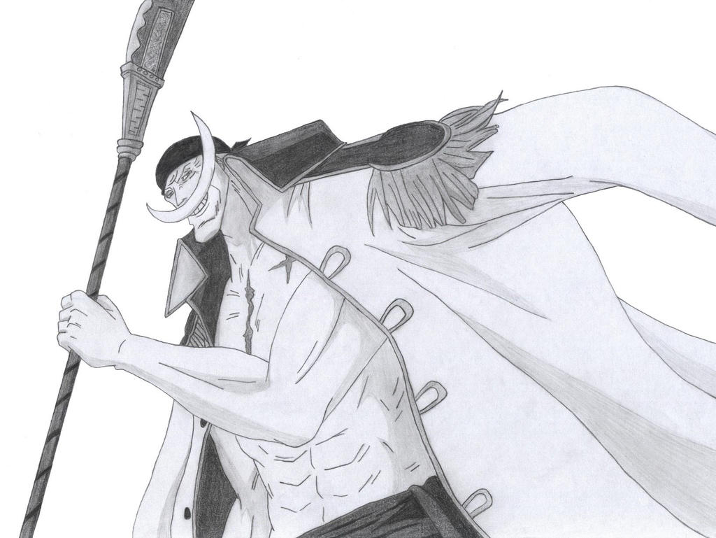 The Almighty Whitebeard by AA17