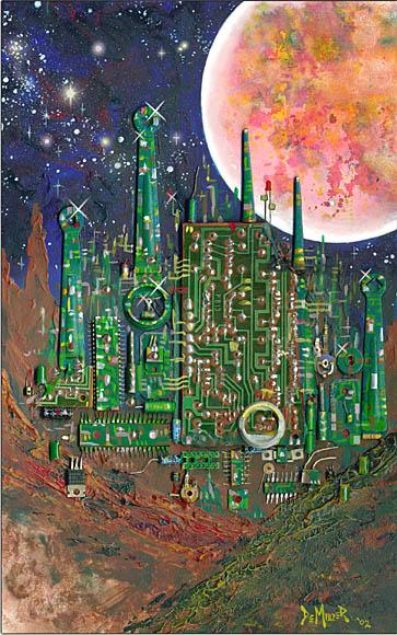 New Junk City 2 by kimdemulder