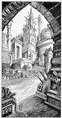 Crucible, Principia by kimdemulder