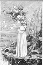 Cliff Queen by kimdemulder