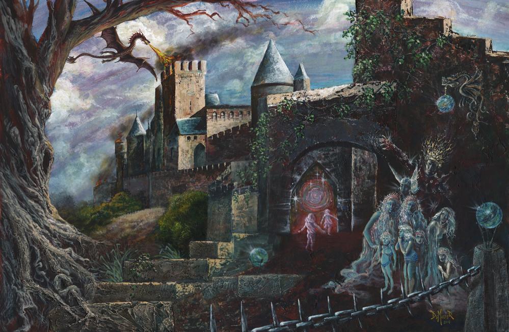 Castle Siege by kimdemulder