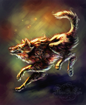 Forestial Wolf