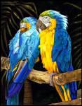 Birds of a Feather by ArtofCarolyn