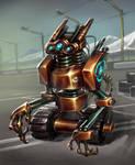 Concept - Robot