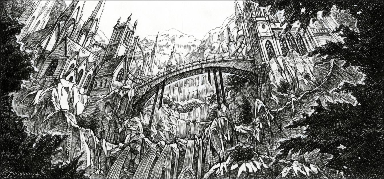 Gothic Architecture by Fleurdelyse on DeviantArt