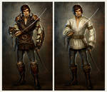 Pirate Character Design
