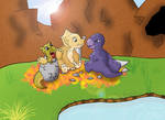 Land Before Time Hatchlings