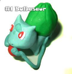 1 Bulbasaur by MumbletotheSky