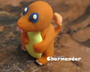 4. Charmander by MumbletotheSky