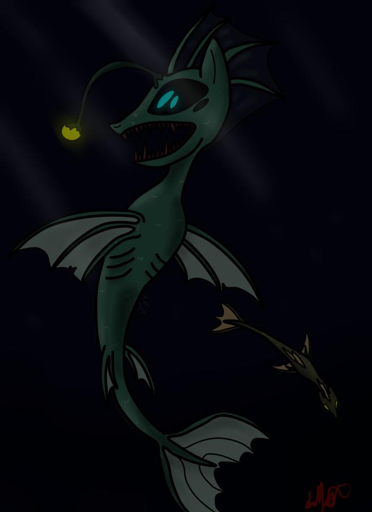 Creeps from the Deep by Riygan