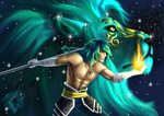 Cosmic god