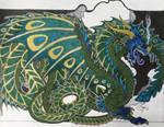 Dragon by Adasca