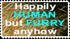 Furry Stamp by Quarkulator