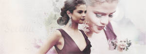 Selena Gomez [PsdHeader] by SilaEOfficial