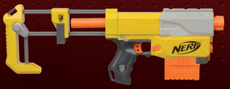 Nerf Gun Mod Original Photo by Nightghaunt