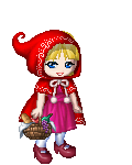 little red riding hood by rosespygirl