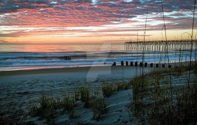 2013 Beach by Amber-Duncan