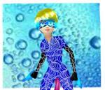 Aqua Super Boy [MLB SPEEDEDIT]