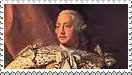 King George III Stamp by TheDauphine