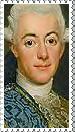 King Gustaf III Stamp by TheDauphine