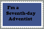 Seventh-day Adventist Stamp by TheDauphine