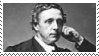 Lewis Carroll Stamp by TheDauphine