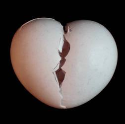 Heart Egg 1