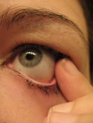 Eyeball Touch