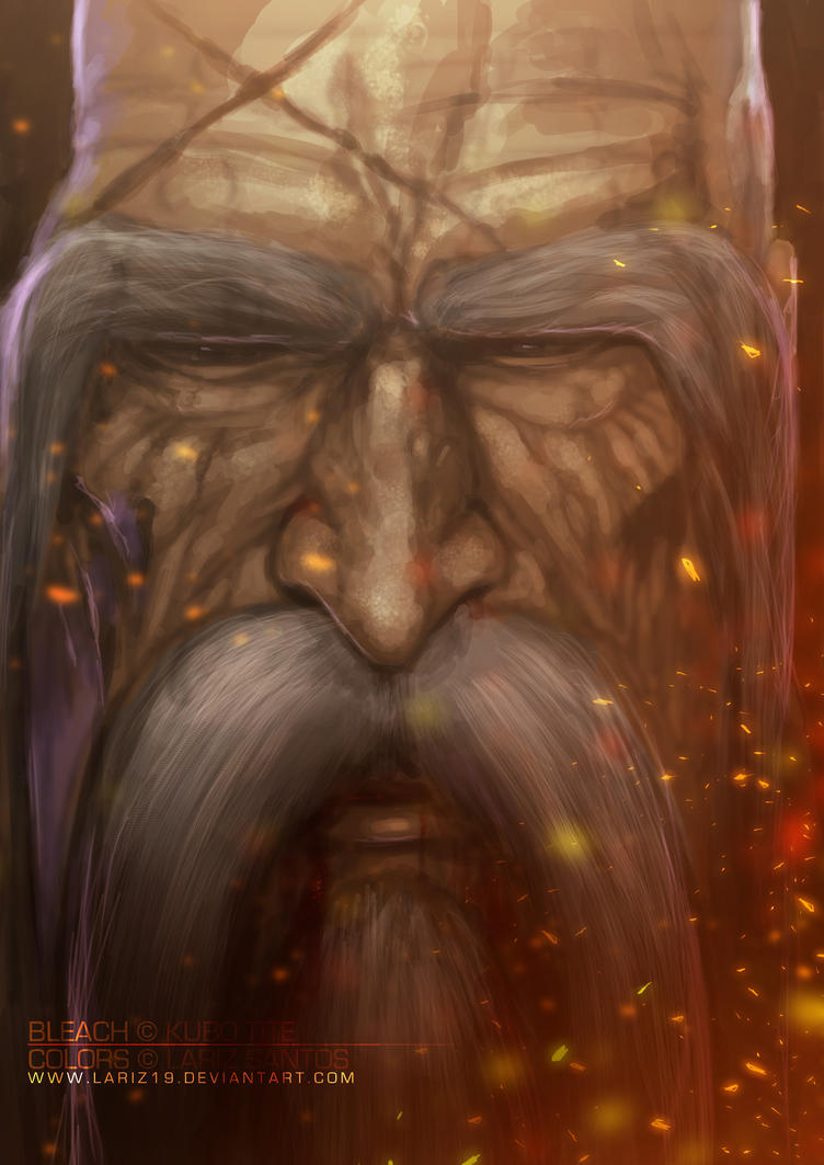So Long Old Man Yama by LarizSantos