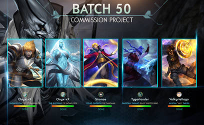 Commission Batch 50 Project