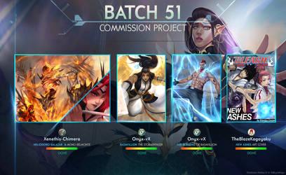 Commission Batch 51 Project