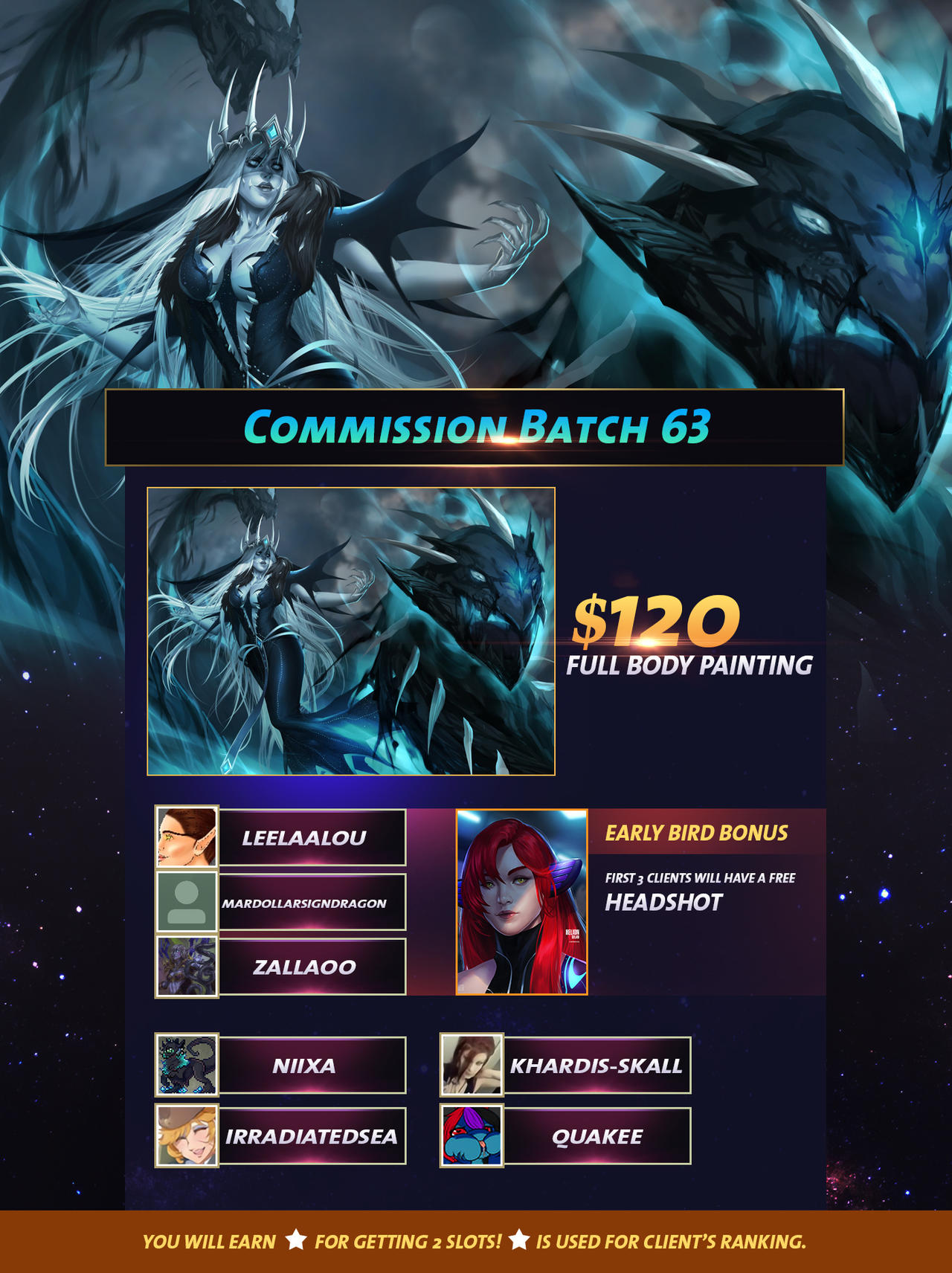 Commission Batch 63-g