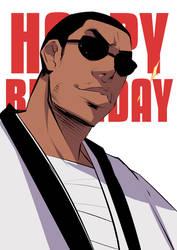 Happy Birthday Gio