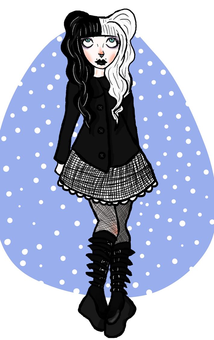 Snow Princess by Theanimalparade