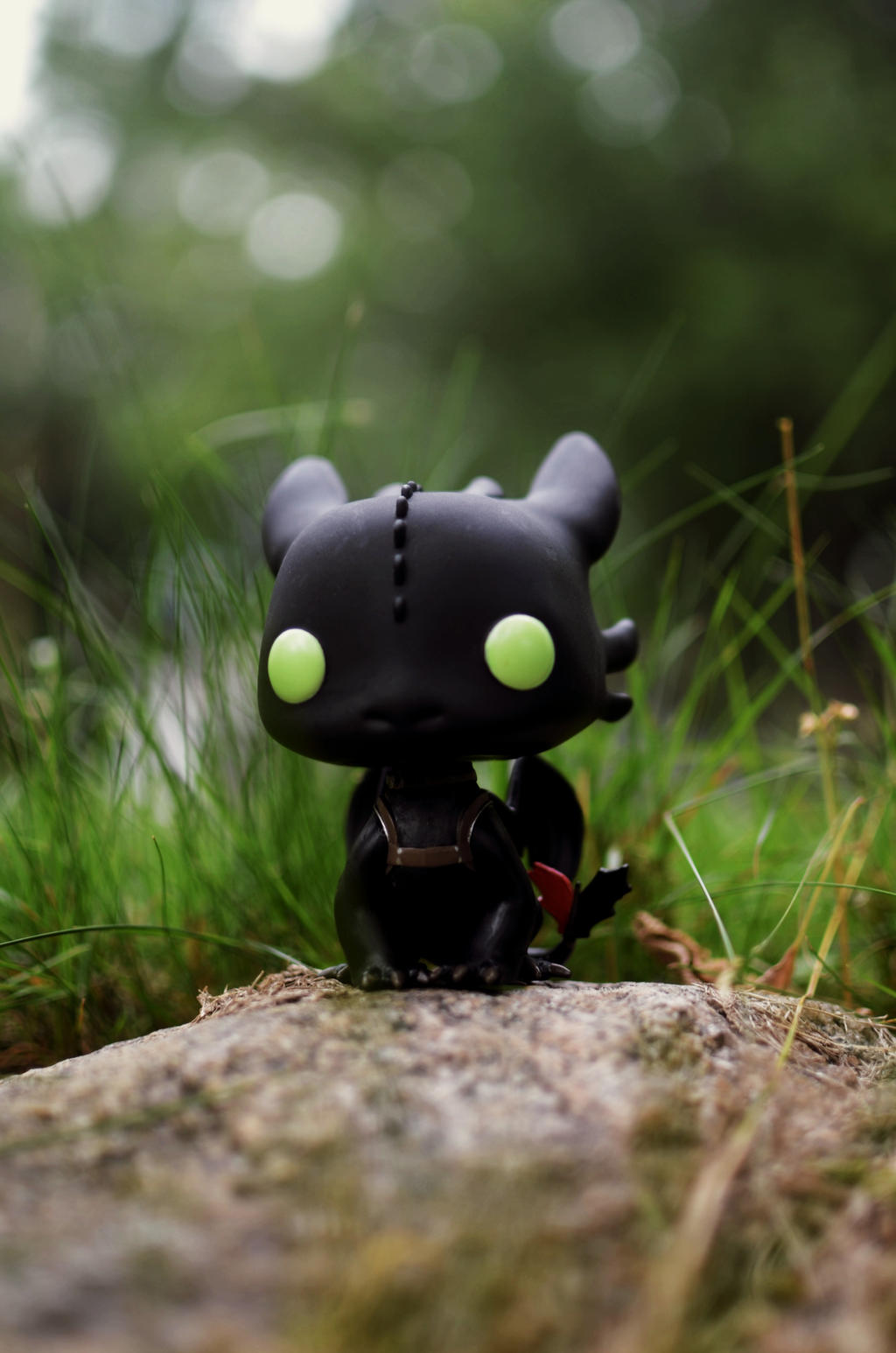 Toothless by Theanimalparade