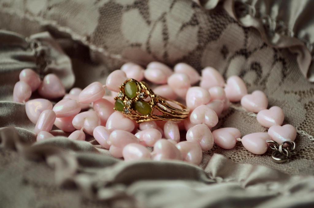 My Grandmother's Jewelry by Theanimalparade
