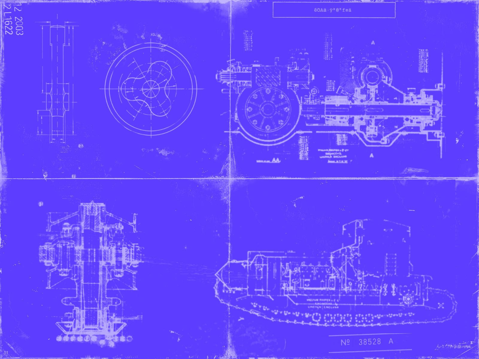 Arc Reactor Blueprint Wallpaper Blueprint By Djwoolfman