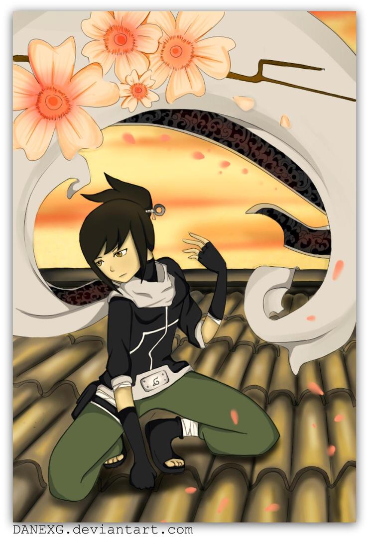 Naruto OC by danexg