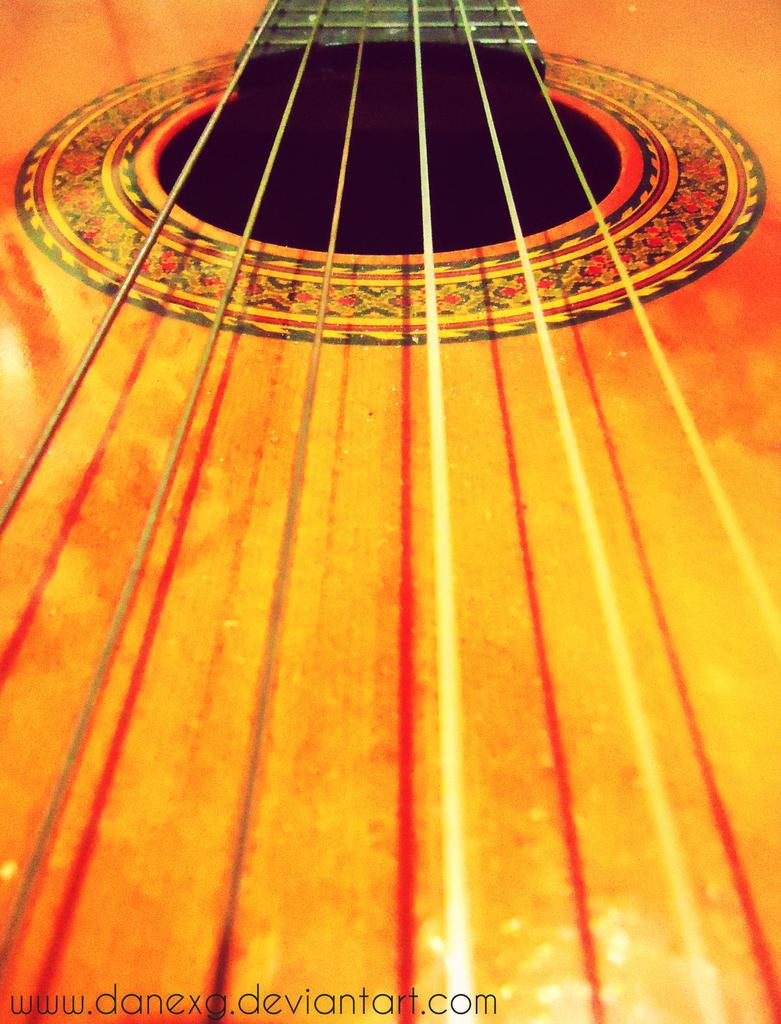 Vibrant Sounds by danexg
